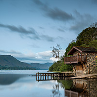 Buy canvas prints of Duke of Portland Boathouse by Robbie Spencer