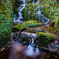 Buy canvas prints of water fall by D.APHOTOGRAPHY