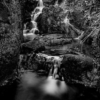 Buy canvas prints of Hails water fall by D.APHOTOGRAPHY