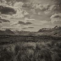 Buy canvas prints of Glencoe by Neil Parker