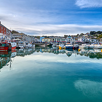 Buy canvas prints of Padstow Harbour by ViGon Photography