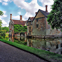 Buy canvas prints of Manor House by Peter Hunt