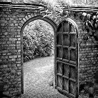 Buy canvas prints of Enter the secret garden by Peter Hunt