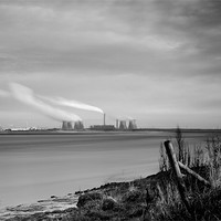 Buy canvas prints of Fiddlers Ferry by Wayne Molyneux