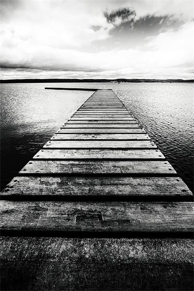 West Kirby Marine Lake Canvas print by Wayne Molyneux