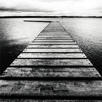 Buy canvas prints of West Kirby Marine Lake by Wayne Molyneux