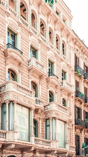 Barcelona Architecture, Travel To Barcelona City Acrylic by Radu Bercan