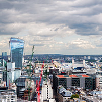 Buy canvas prints of The City of London Panorama by Pere Sanz