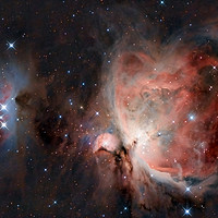 Buy canvas prints of The Great Orion Nebula by Pere Sanz