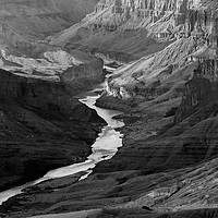 Buy canvas prints of Grand Canyon and Colorado River, Arizona, USA by Pere Sanz