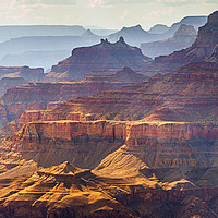 Buy canvas prints of Grand Canyon South Rim as seen from  Desert View,  by Pere Sanz