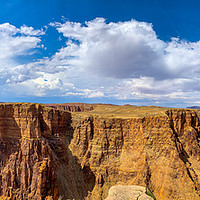 Buy canvas prints of Grand Canyon view by Nicolas Boivin