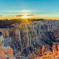 Buy canvas prints of Bryce Canyon National Park by Nicolas Boivin