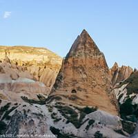 Buy canvas prints of Cappadocia Rose valley in Turkey by Sanga Park