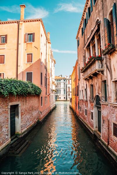 Venice Print by Sanga Park
