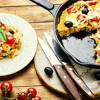 Buy canvas prints of Slice of italian classic pizza by Mykola Lunov Mykola