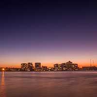Buy canvas prints of Warm nights  by Pete Evans