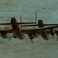 Buy canvas prints of Lancaster bombers by Allan Durward Photography