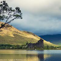 Buy canvas prints of Kilchurn Castle by Gavin Liddle
