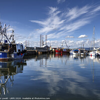 Buy canvas prints of Cromarty Harbour by Peter Lovatt  LRPS