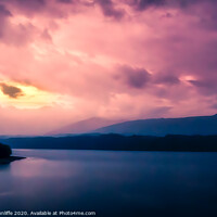 Buy canvas prints of Post Storm colors, Rivington.  by Craig Cunliffe