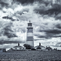 Buy canvas prints of Happisburgh Lighthouse by Robert Thrift