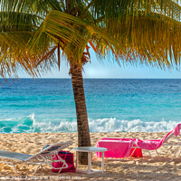 Buy canvas prints of Dover Beach Barbados by Peter Thomas