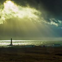 Buy canvas prints of Portland Bill Lighthouse - Dorset by Paddy Art
