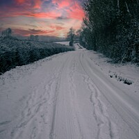 Buy canvas prints of Outdoor road by Paul Tyzack