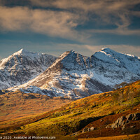 Buy canvas prints of Snowdonia by jim cooke