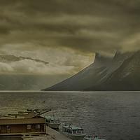 Buy canvas prints of Spring in Alaska by Gilbert Hurree
