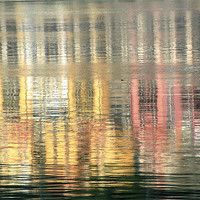 Buy canvas prints of reflection in water by PhotoStock Israel