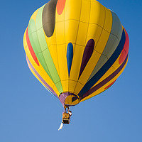 Buy canvas prints of Hot Air Balloon show  by PhotoStock Israel
