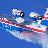Buy canvas prints of Beriev Be-200 Altair by PhotoStock Israel