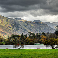 Buy canvas prints of Ullswater by Sarah Couzens