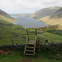 Buy canvas prints of wastwater by mark blower