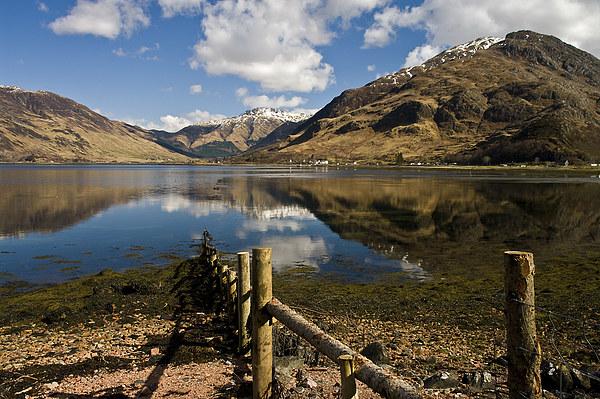 Beautiful Scotland! Canvas print by Jacqi Elmslie