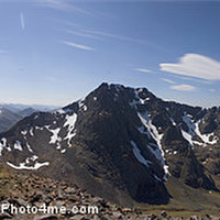 Buy canvas prints of Nevis North Face by James Buckle