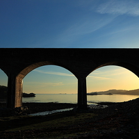 Buy canvas prints of Gateway to Mallaig by James Buckle