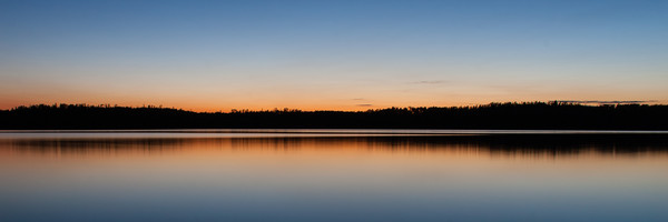 Serenity Canvas print by James Buckle