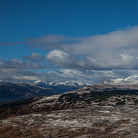 Buy canvas prints of Lomond View by James Buckle