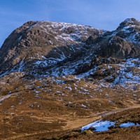 Buy canvas prints of Stob Dearg Panorama by James Buckle