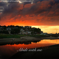 Buy canvas prints of Abide with me by David McFarland