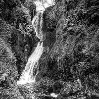 Buy canvas prints of Glenariff waterfall by David McFarland