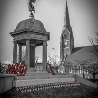 Buy canvas prints of The 11th hour in Lurgan by David McFarland