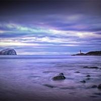 Buy canvas prints of Bass Rock Scotland by Finan Fine Art Prints