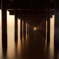 Buy canvas prints of Southwold Pier Point by Stephen Mole