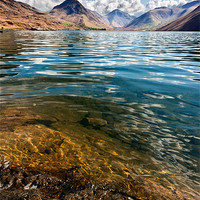Buy canvas prints of Wast Water by Stephen Mole