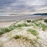 Buy canvas prints of Holkham Sand Dunes by Stephen Mole