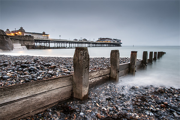 Cromer Pier Canvas print by Stephen Mole